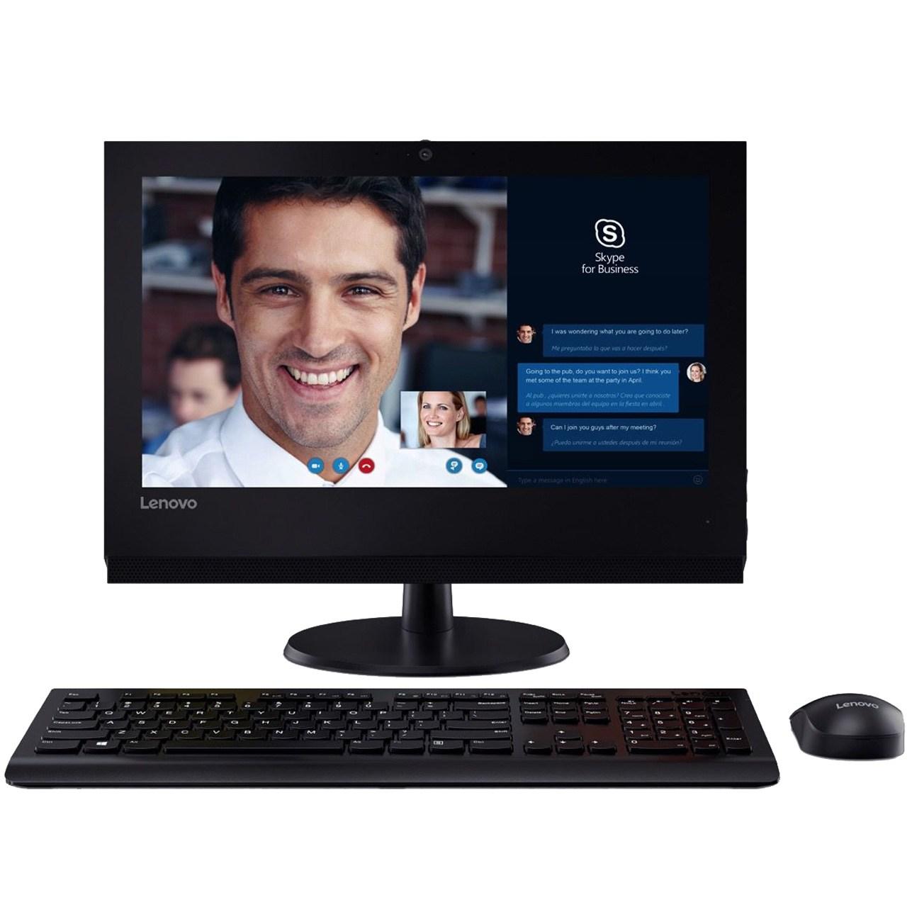 کامپیوتر همه کاره 19.5 اینچی لنوو مدل V310z - A | Lenovo V310z - A - 19.5 inch All-in-One PC