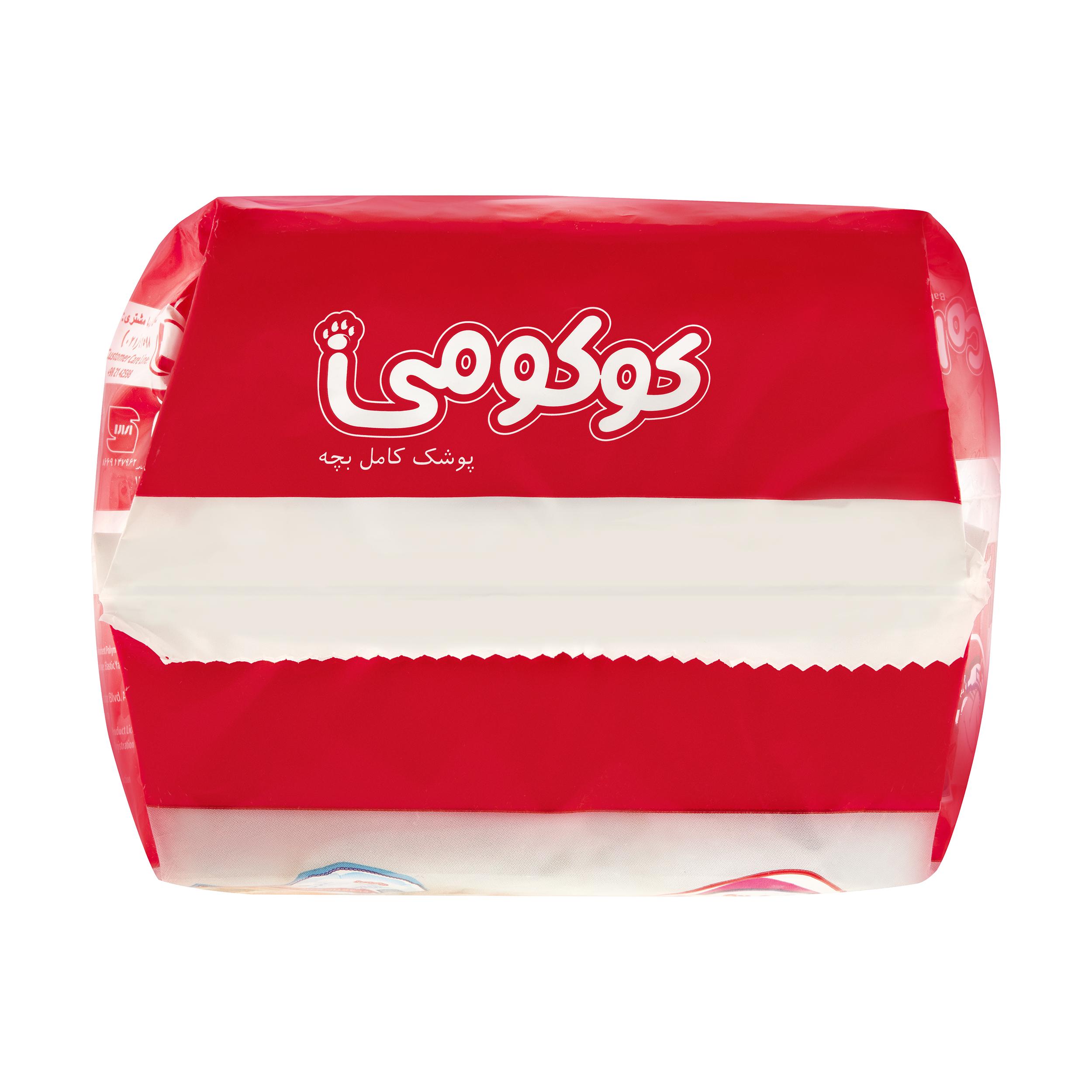 پوشک کوکومی مدل Red سایز 2 بسته 10 عددی main 1 3