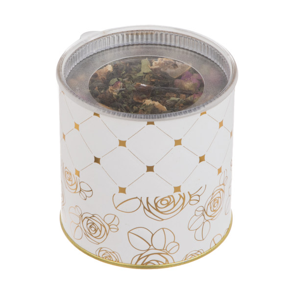 دمنوش مخلوط چای سبز رز گیفت - 100 گرم
