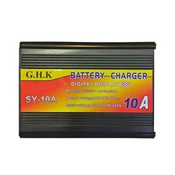 شارژر باتری خودرو جی اچ کا  مدل SY-10