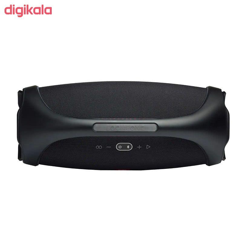 اسپیکر بلوتوثی قابل حمل جی بی ال مدل BoomBox 2 main 1 5