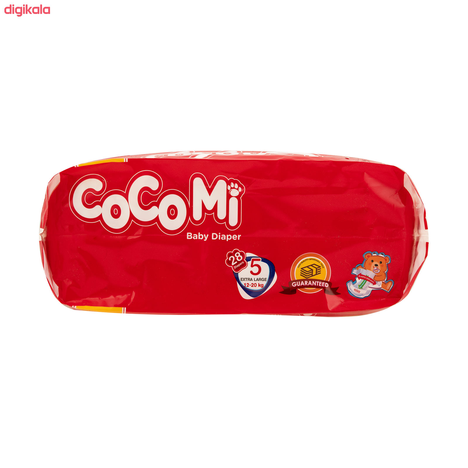پوشک کوکومی مدل Economy Pack سایز 5 بسته 28 عددی main 1 7