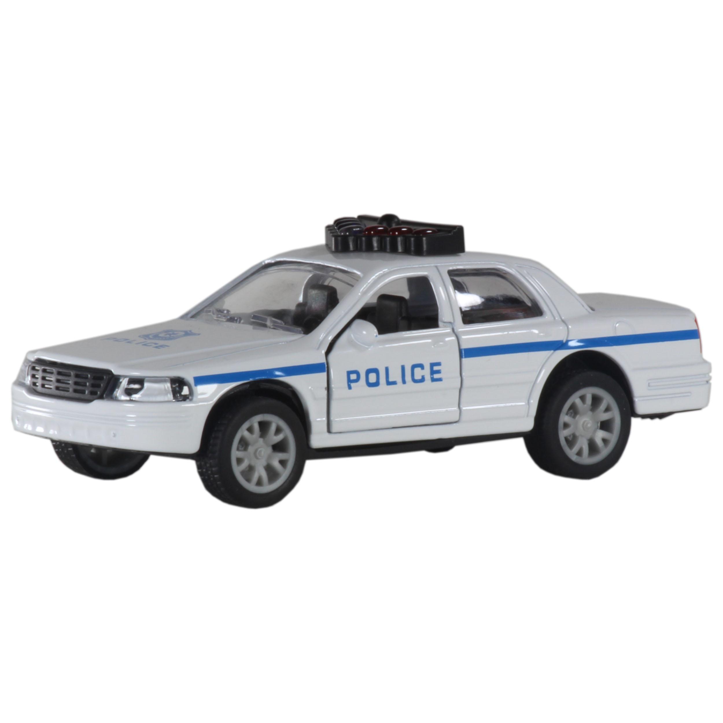 ماشین بازی طرح پلیس کد 0006