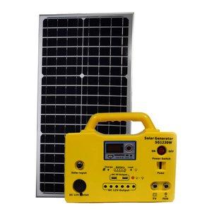 سیستم روشنایی خورشیدی مدل SH_30W