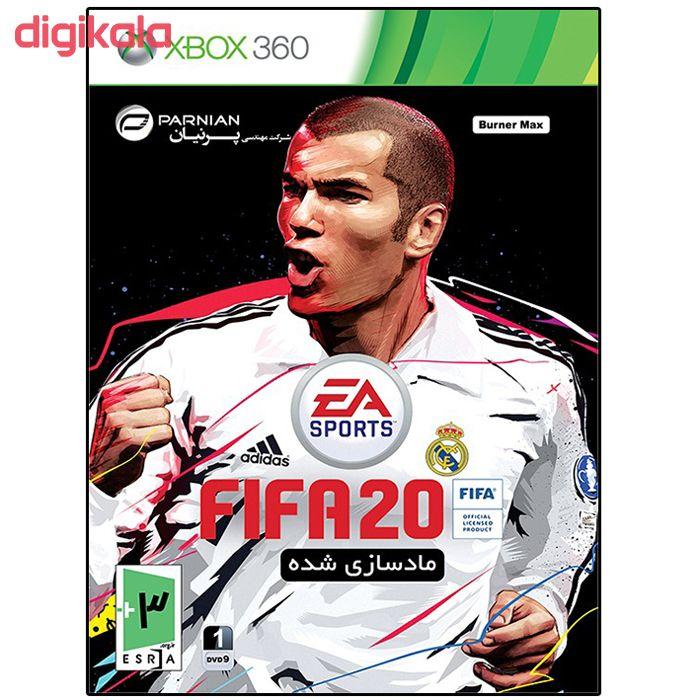 بازی fifa 2020 مخصوص xbox 360 main 1 1