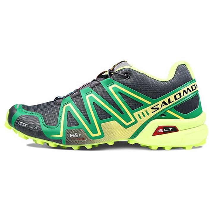 خرید                     کفش مخصوص پیاده روی مردانه سالومون مدل speed cross3 7568-12