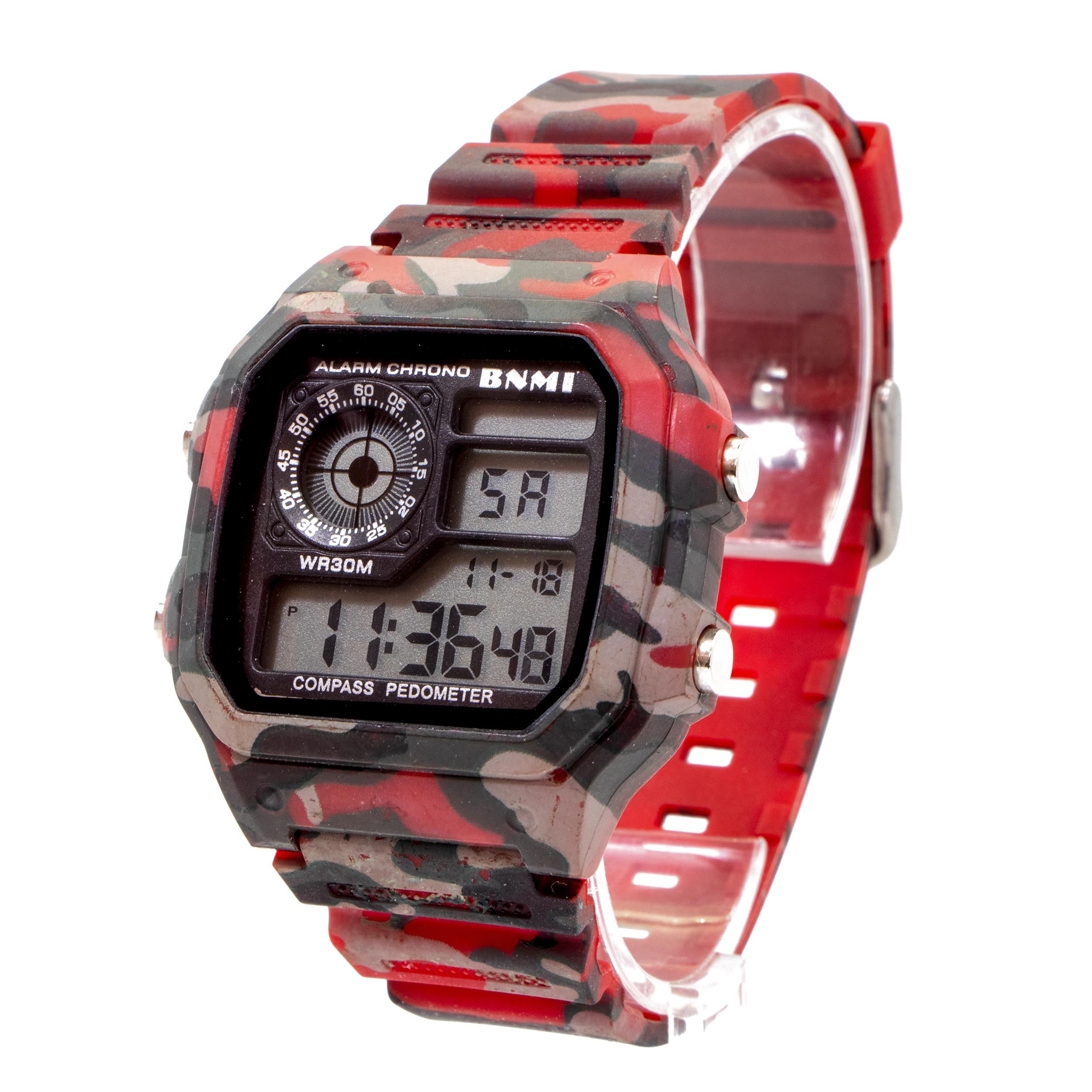 ساعت مچی دیجیتال مدل 004013             قیمت