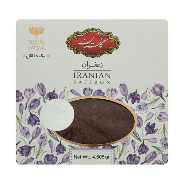 زعفران گلستان - 4.608 گرم