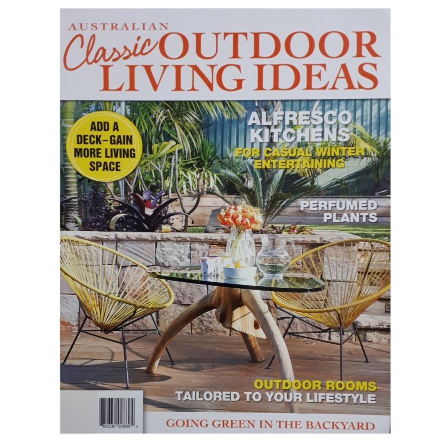 مجله Outdoor Living Ideas مارچ 2020