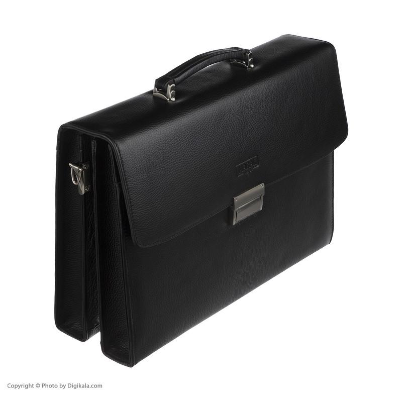 کیف اداری مردانه مارال چرم مدل 3108010016