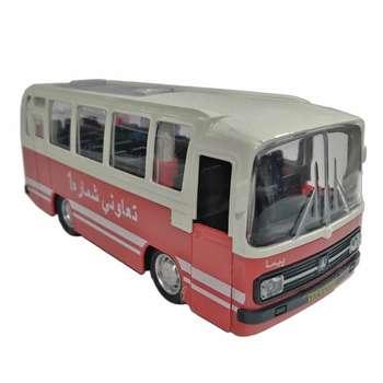 ماشین بازی مدل اتوبوس