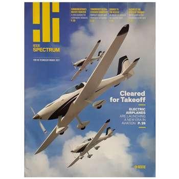 مجله اسپكتروم سپتامبر 2017