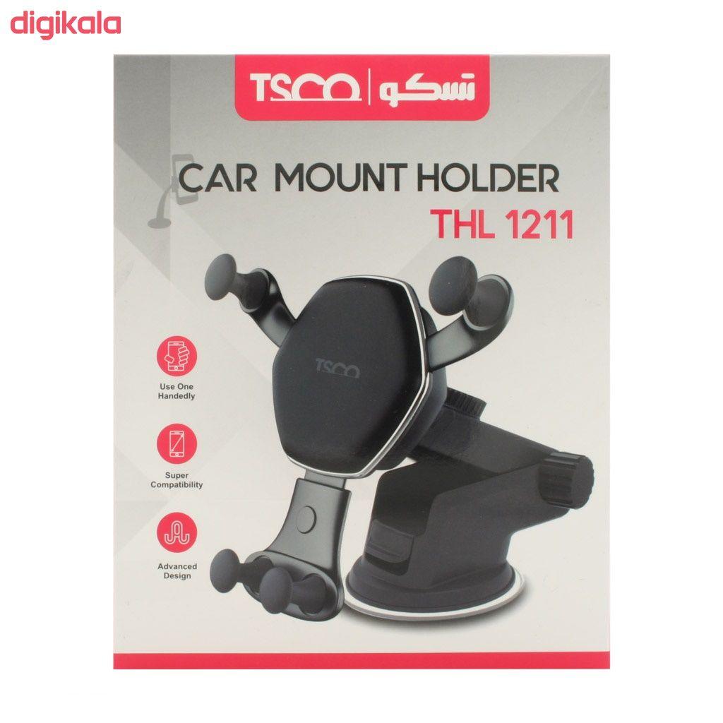 پایه نگهدارنده گوشی موبایل تسکو مدل THL 1211 main 1 2