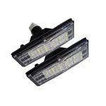 چراغ پلاک خودرو تک لایت مدل AM 5964 S مناسب برای سمند بسته 2 عددی thumb