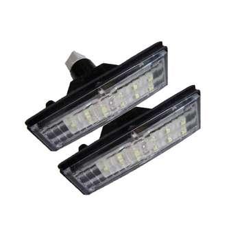 چراغ پلاک خودرو تک لایت مدل AM 5964 S مناسب برای سمند بسته 2 عددی