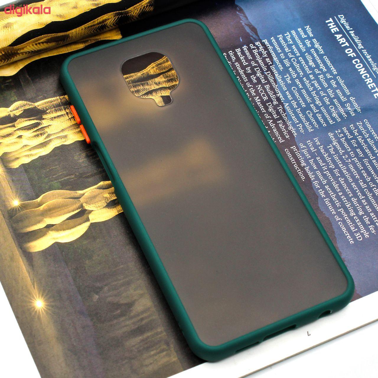 کاور کینگ پاور مدل M21 مناسب برای گوشی موبایل شیائومی Redmi Note 9S / Note 9 Pro / Note 9 Pro Max main 1 6