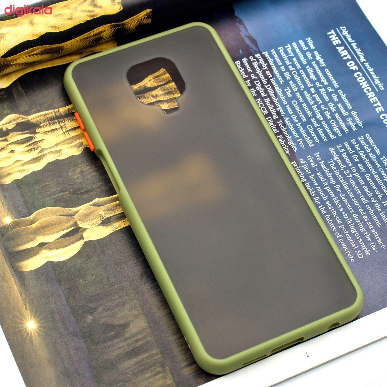 کاور کینگ پاور مدل M21 مناسب برای گوشی موبایل شیائومی Redmi Note 9S / Note 9 Pro / Note 9 Pro Max main 1 5