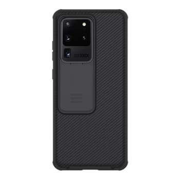 کاور نیلکین مدل CamShield Pro مناسب برای گوشی موبایل سامسونگ galaxy s20 ultra