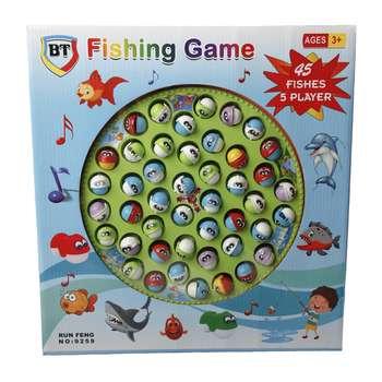 بازی آموزشی مدل ماهیگیری fishing 9259