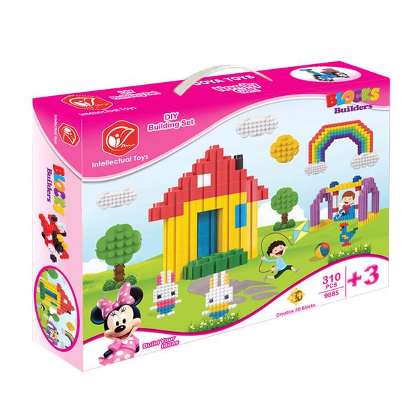 ساختنی طرح blocks builders کد 9885