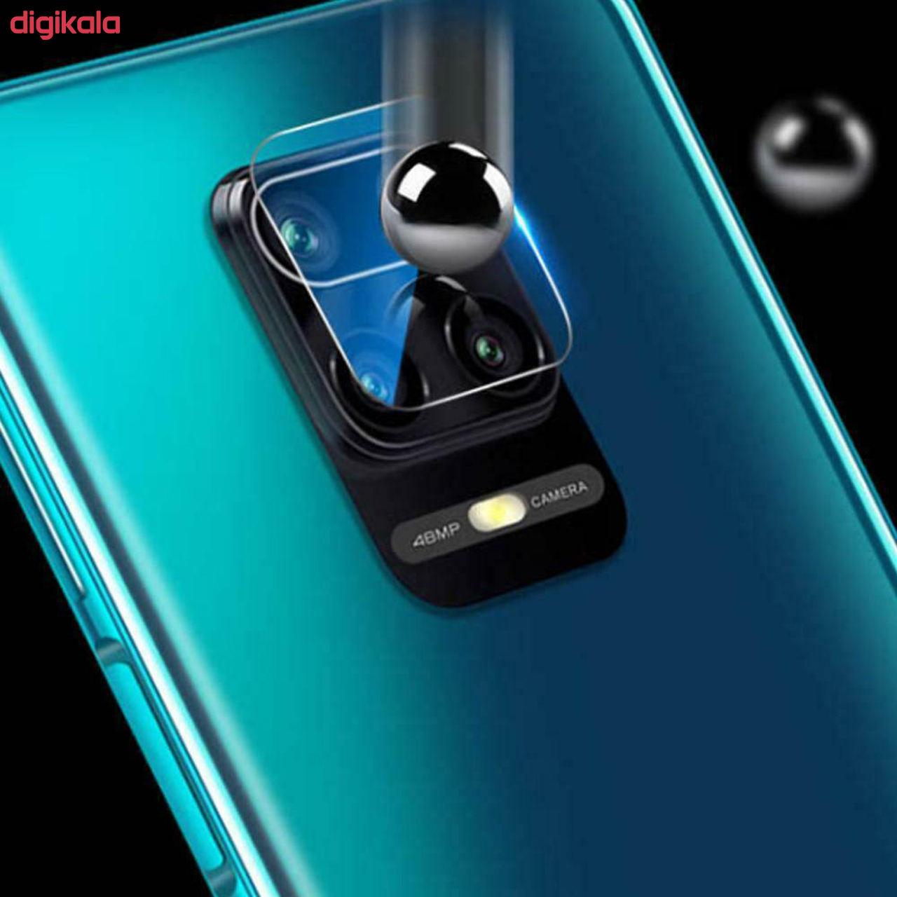 محافظ لنز دوربین سیحان مدل GLP مناسب برای گوشی موبایل شیائومی Redmi Note 9 / 9pro / 9pro max main 1 4