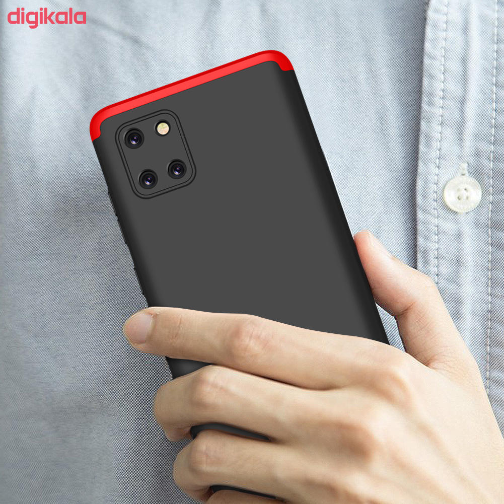 کاور 360 درجه جی کی کی مدل GK-10LITE-10L مناسب برای گوشی موبایل سامسونگ GALAXY NOTE 10 LITE main 1 8