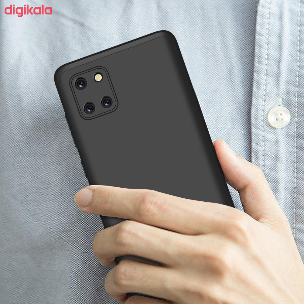 کاور 360 درجه جی کی کی مدل GK-10LITE-10L مناسب برای گوشی موبایل سامسونگ GALAXY NOTE 10 LITE main 1 12