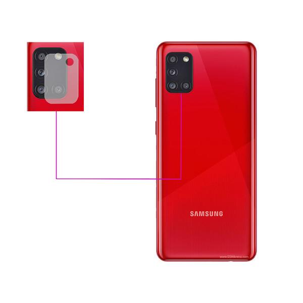 محافظ لنز دوربین مدل LTP مناسب برای گوشی موبایل سامسونگ Galaxy A31