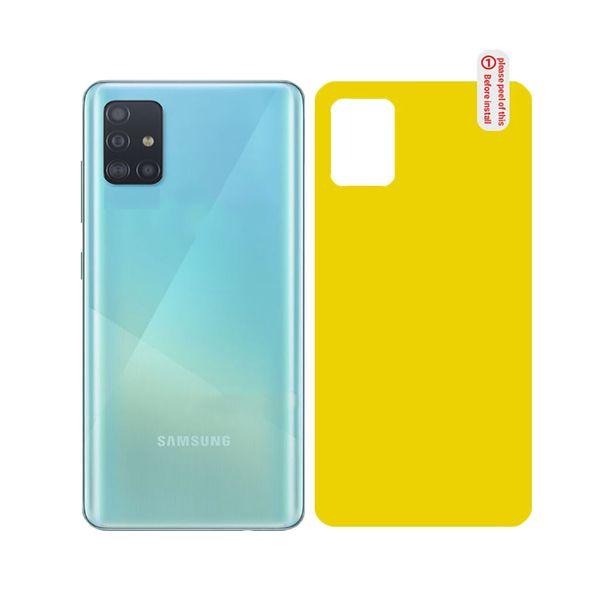 محافظ پشت گوشی مدل PO_76 مناسب برای گوشی موبایل سامسونگ Galaxy A51