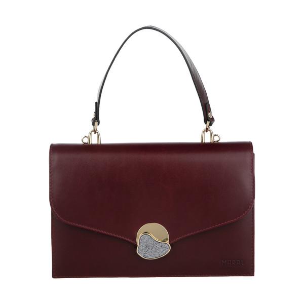 کیف دستی زنانه مارال چرم مدل 3604050149