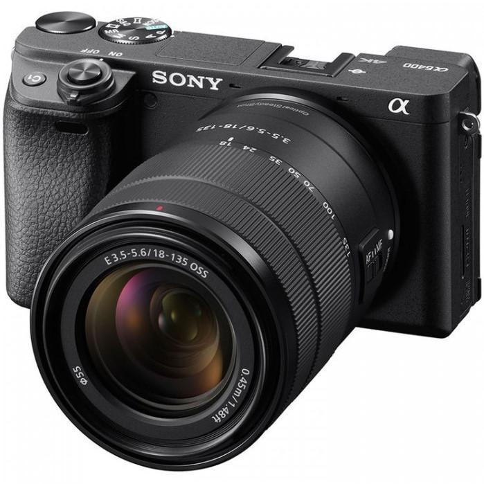 دوربین دیجیتال بدون آینه سونی مدل Alpha A6500 به همراه لنز 135-18 میلی متر
