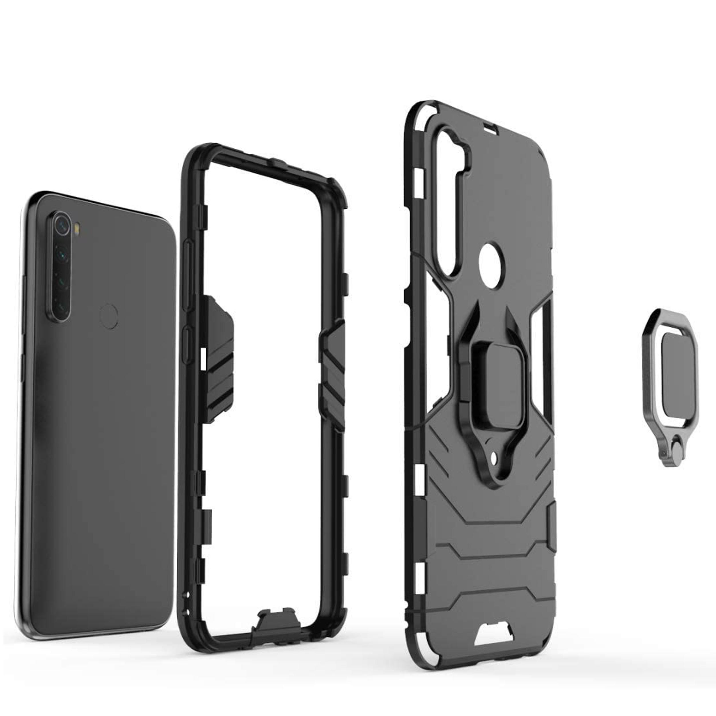 کاور کینگ پاور مدل ASH21 مناسب برای گوشی موبایل شیائومی Redmi Note 8 main 1 3