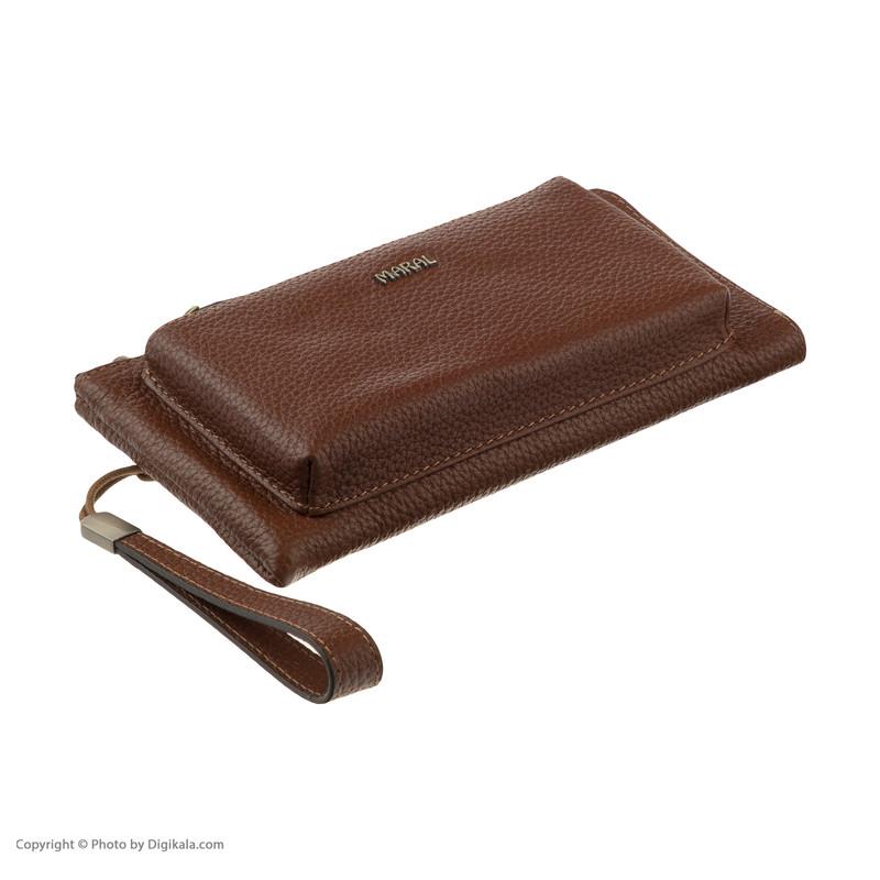 کیف مدارک مردانه مارال چرم مدل 3702100021