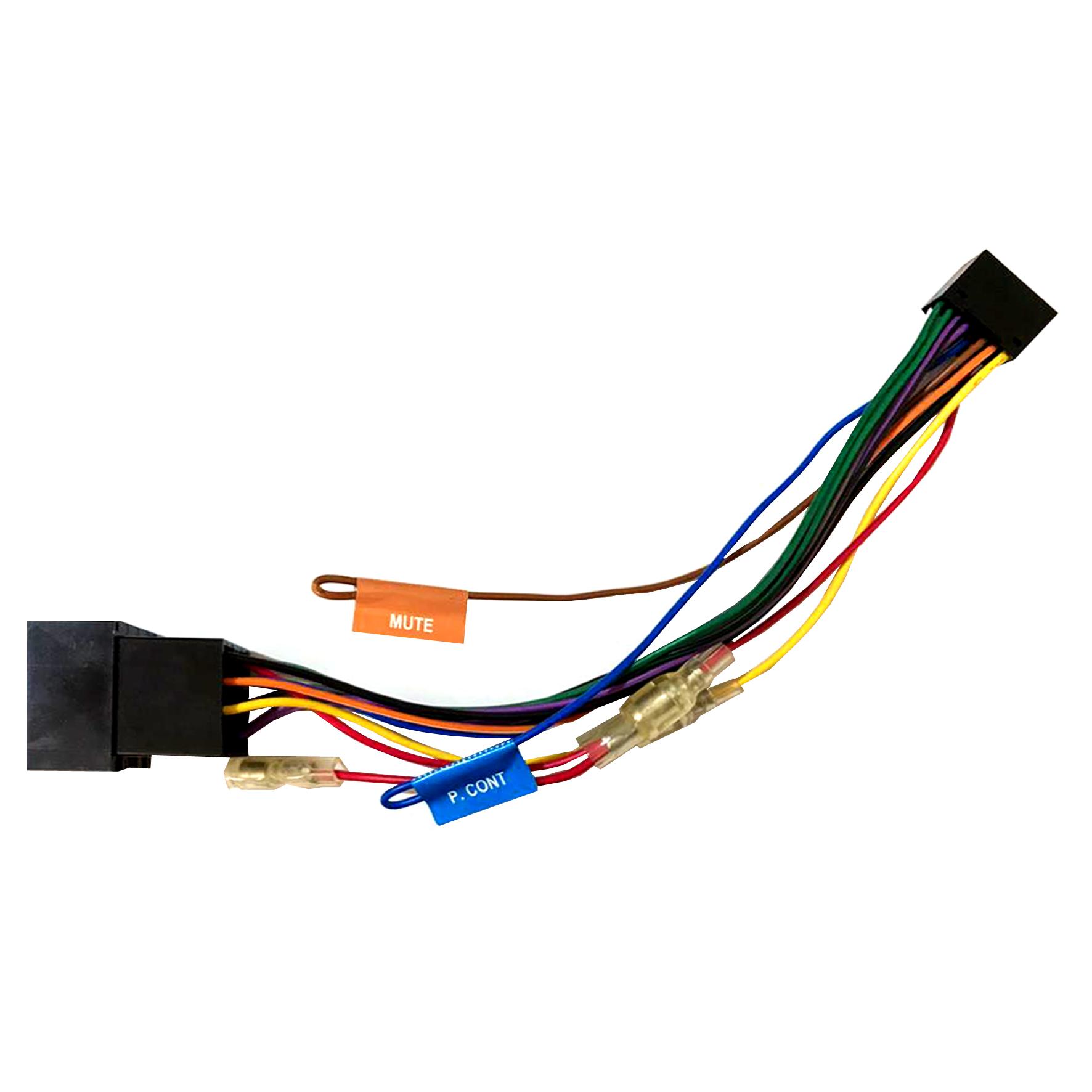 سوکت پخش خودرو مدل KEN-01 مناسب برای پخش کنوود