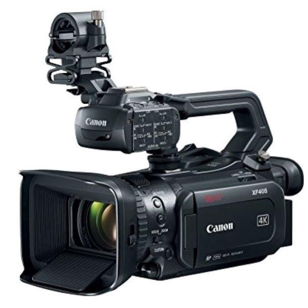 دوربین فیلمبرداری کانن مدل XF405