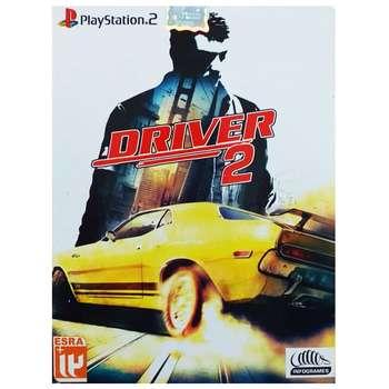 بازی Driver 2 مخصوص ps2