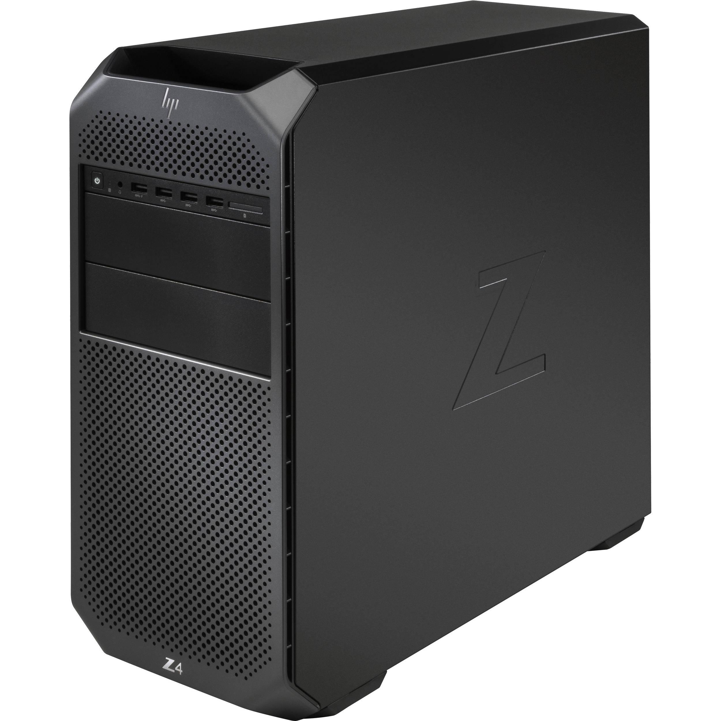 کامپیوتر دسکتاپ اچ پی مدل Z4 G4 Workstation-F