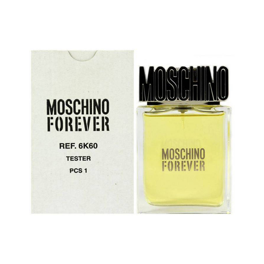 تستر ادو تویلت مردانه ماسکینو مدل Forever حجم 100 میلی لیتر