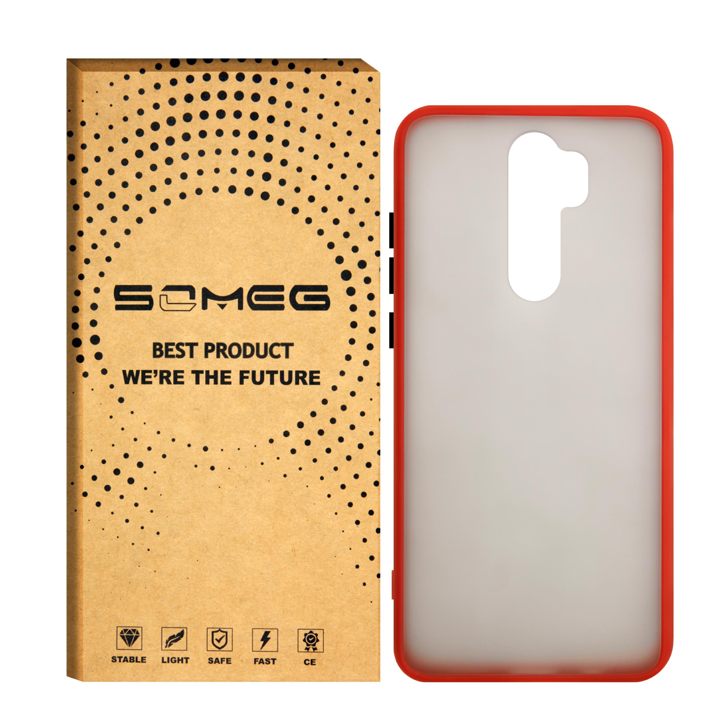 کاور سومگ مدل SMG-Mt8 مناسب برای گوشی موبایل شیائومی Redmi Note 8Pro              ( قیمت و خرید)