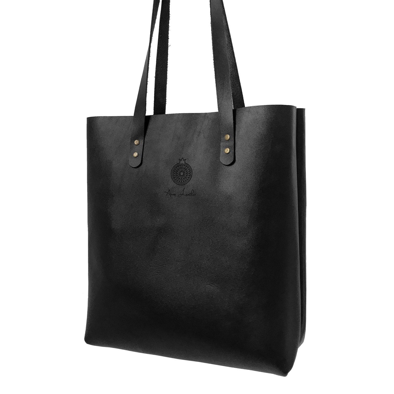 کیف دوشی زنانه انار لدر مدل کارینا -  - 7