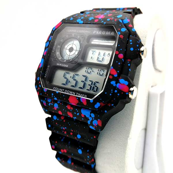 ساعت مچی دیجیتال مردانه پیائوما مدل SN-5510             قیمت