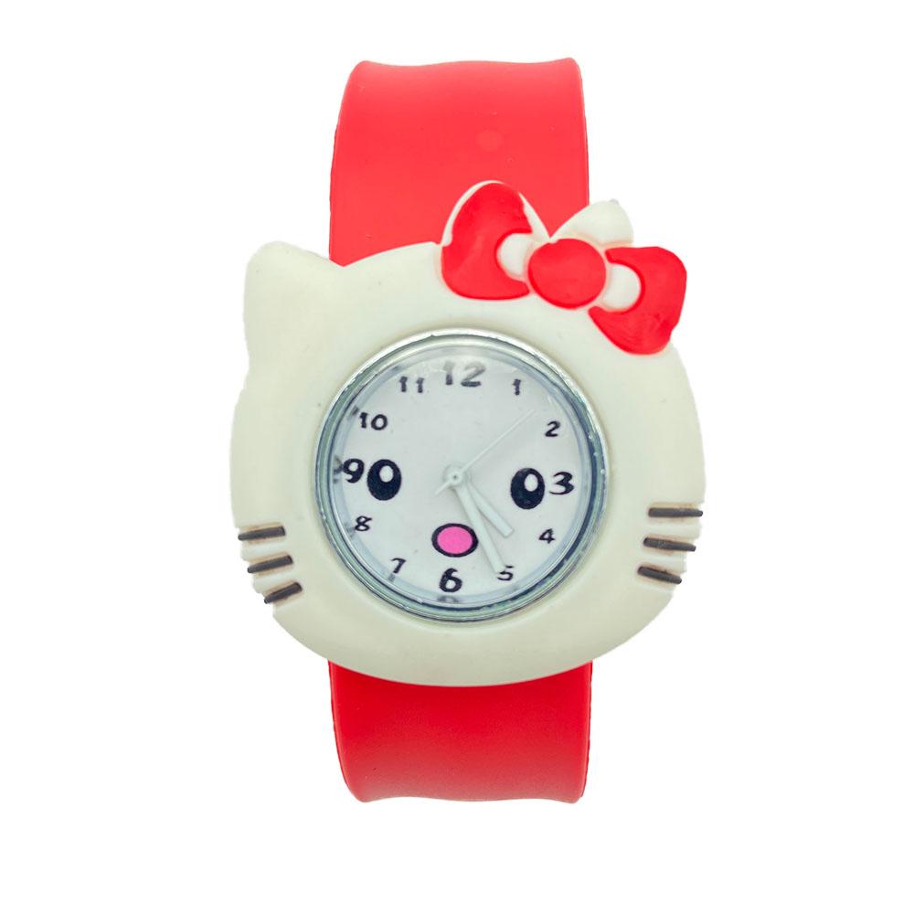 ساعت مچی عقربه ای دخترانه کد H4