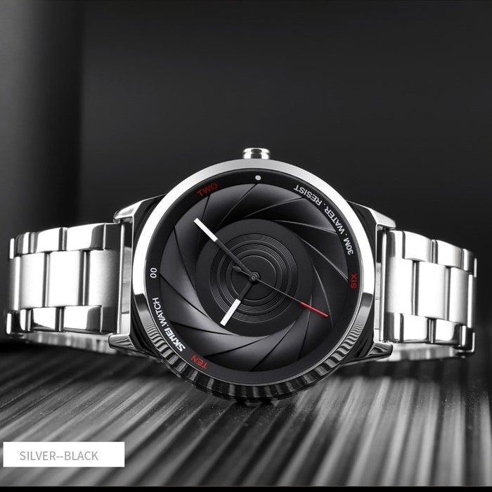 ساعت مچی عقربه ای مردانه اسکمی مدل 9210 کد B