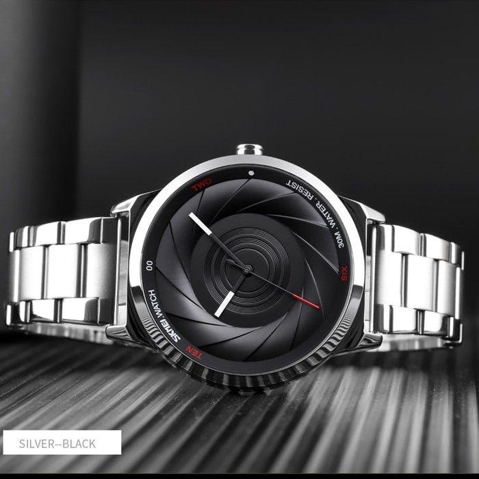 ساعت مچی عقربه ای مردانه اسکمی مدل 9210 کد B -  - 3