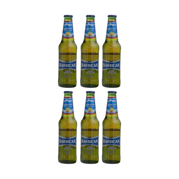 نوشیدنی مالت باربیکن طعم استوایی - 330 میلی لیتر بسته 6 عددی