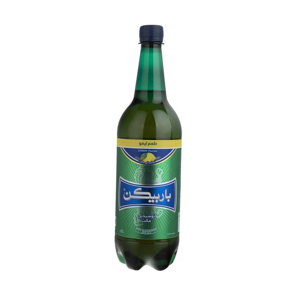 نوشیدنی مالت باربیکن طعم لیمو - 1 لیتر