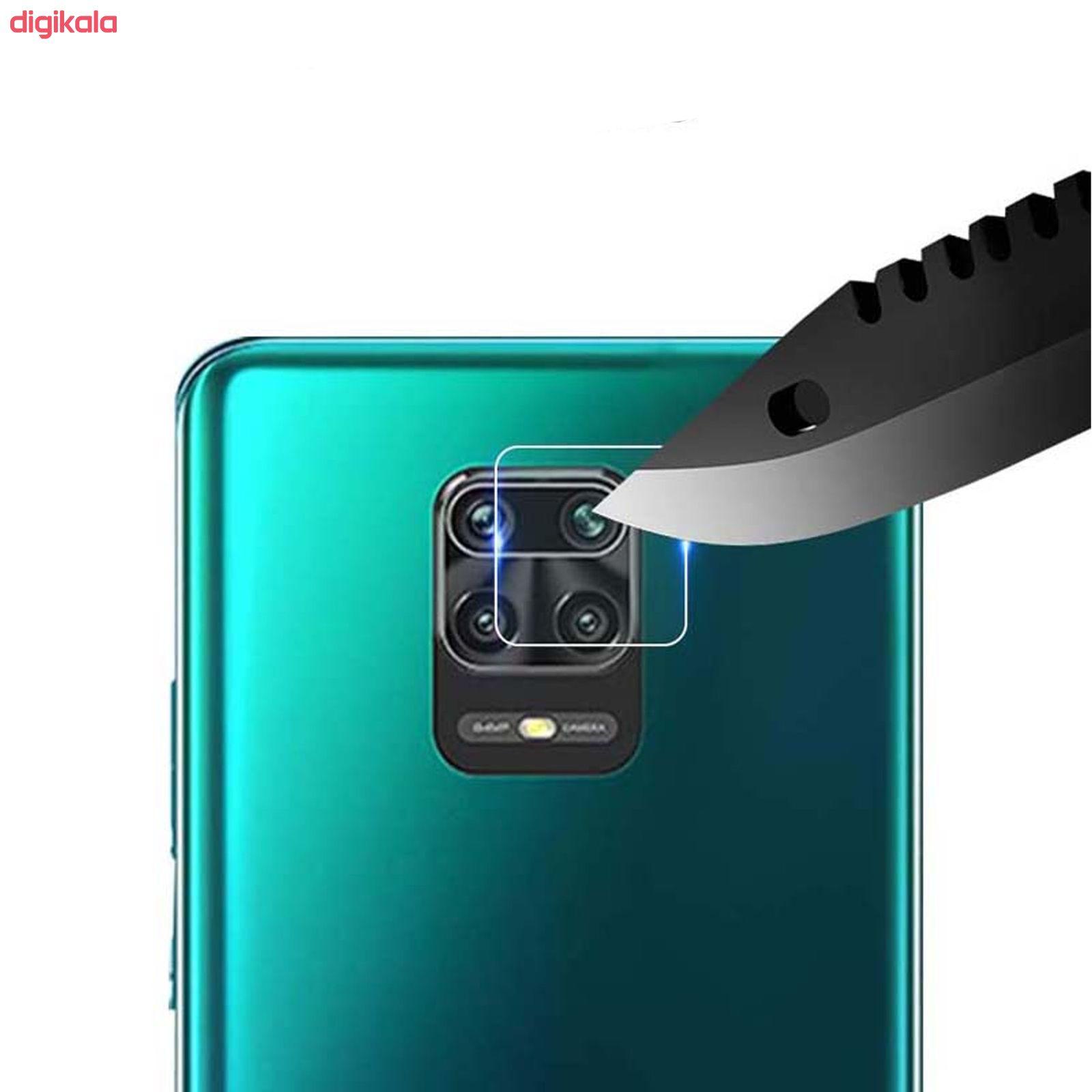 محافظ لنز دوربین گوف مدل SDG-002 مناسب برای گوشی موبایل شیائومی Redmi Note 9 Pro / Pro Max main 1 1