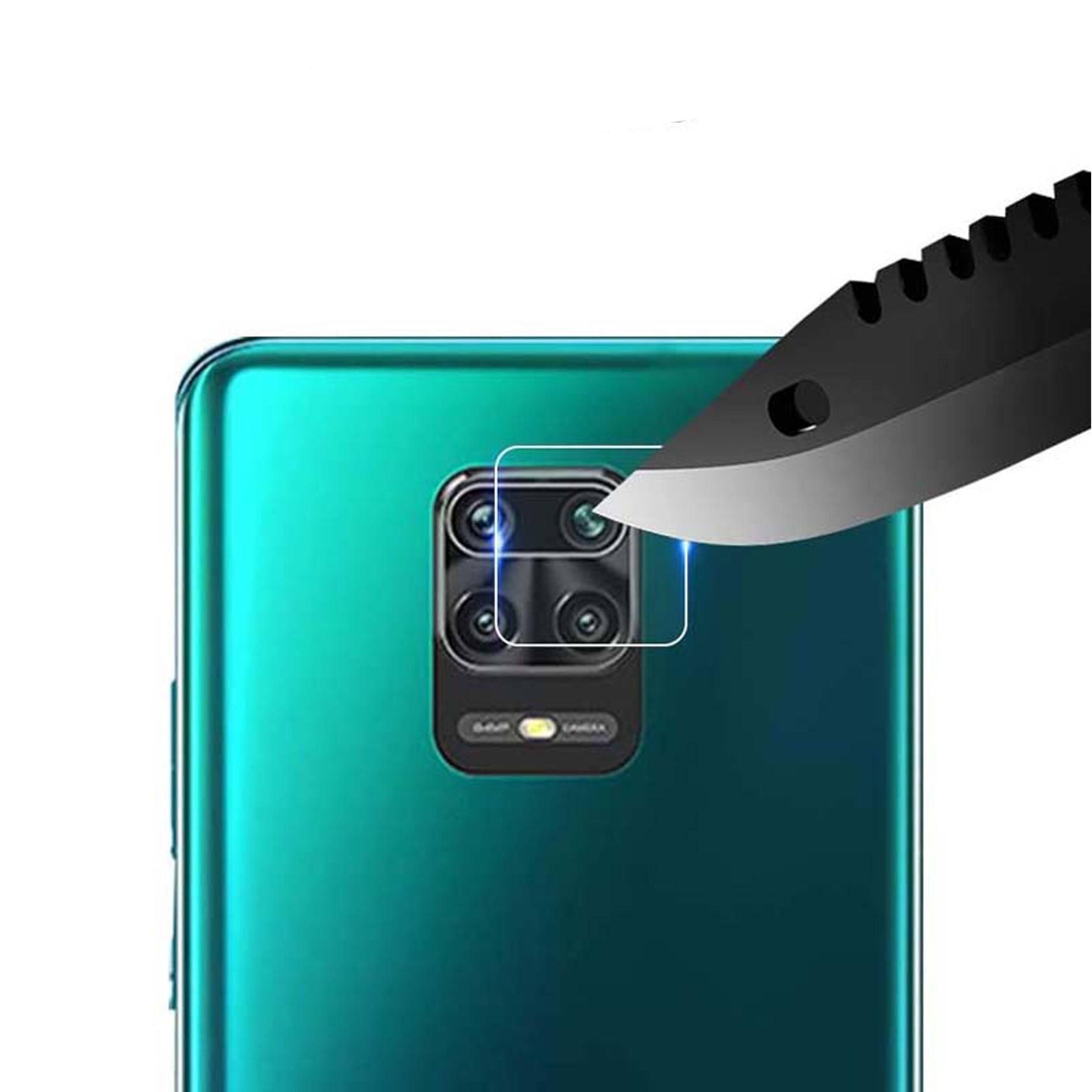 محافظ لنز دوربین گوف مدل SDG-002 مناسب برای گوشی موبایل شیائومی Redmi Note 9 Pro / Pro Max thumb 1