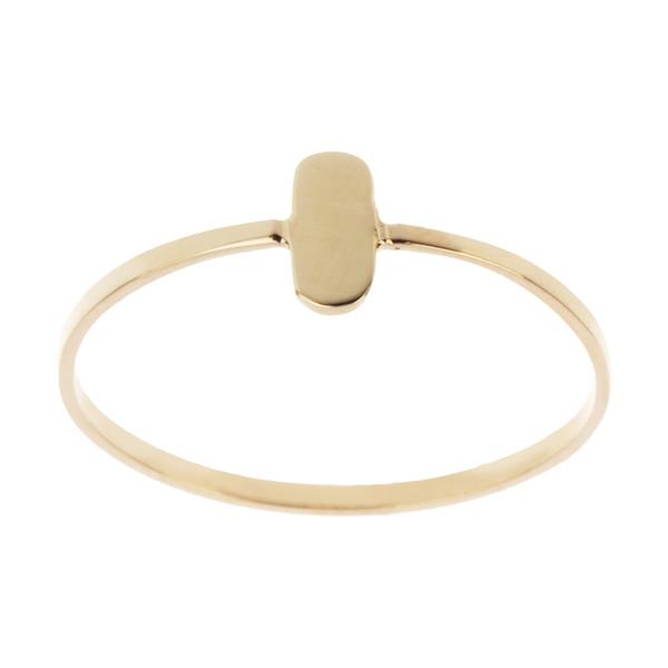 انگشتر طلا 18 عیار زنانه سیودو مدل 162792