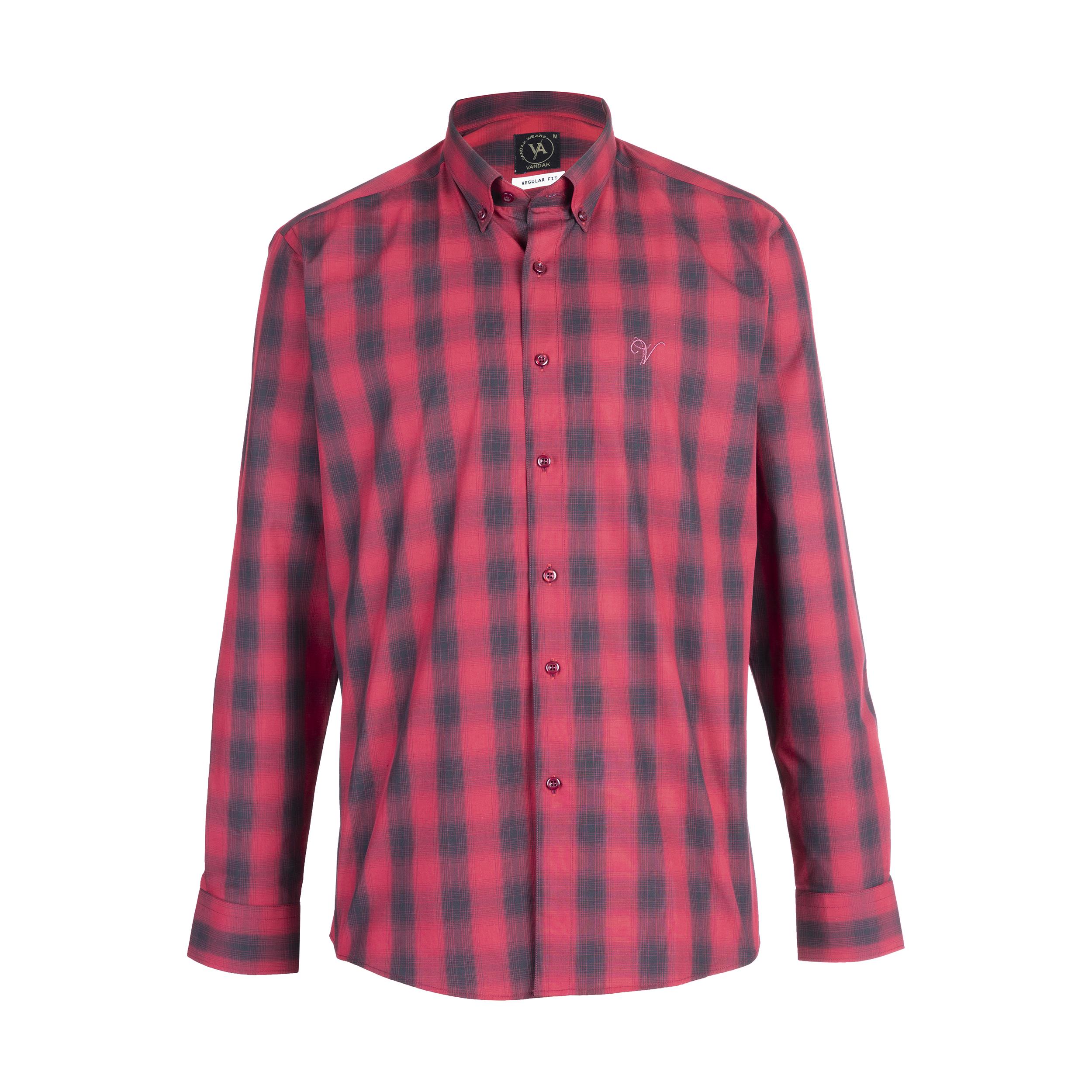 پیراهن مردانه ونداک مدل 236301SB